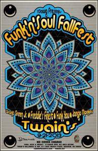 Funk'n'Soul FallFest 2013