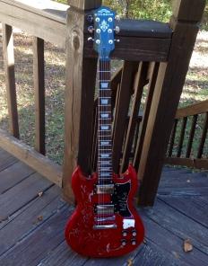 Los Lobos guitar (2)