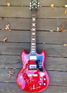 Los Lobos guitar