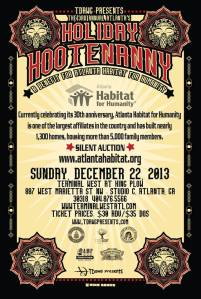 silent auction - habitat