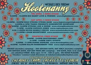 Spring Hoot 2014 Schedule