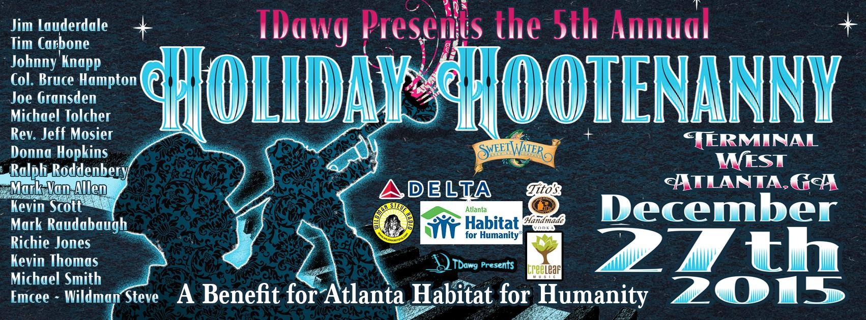 2015 Holiday Hoot banner
